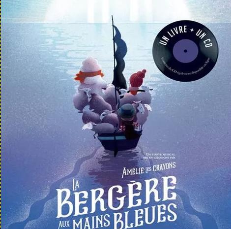 La Bergère aux Mains Bleues, conte fantastique