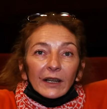 Corinne Masiero dans la liberté d'expression