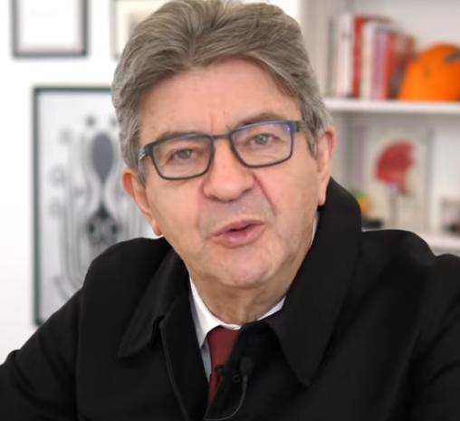Conférence de presse de Jean-Luc Mélenchon/26/04/2021