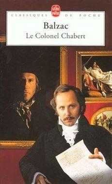 Le Colonel Chabert, roman de Balzac