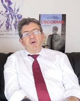 Jean-Luc Mélenchon parle de la condition animale