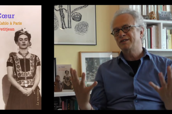3 – Frida Kahlo le cœur par Marc Petitjean